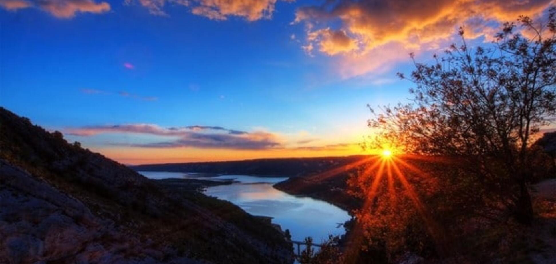 Дивовижна природа: найкрасивіший каньйон Європи. Фоторепортаж