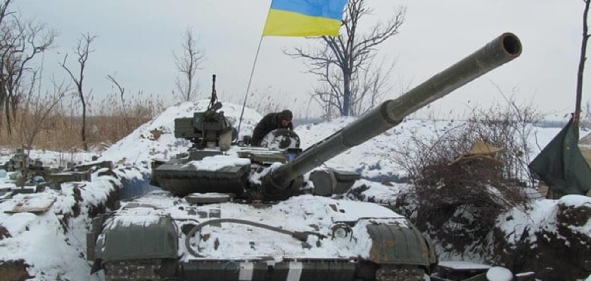 За добу в зоні АТО поранені двоє українських солдатів