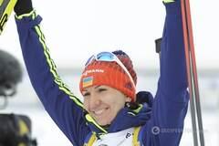 Україна здобула 'срібло' Кубка світу з біатлону