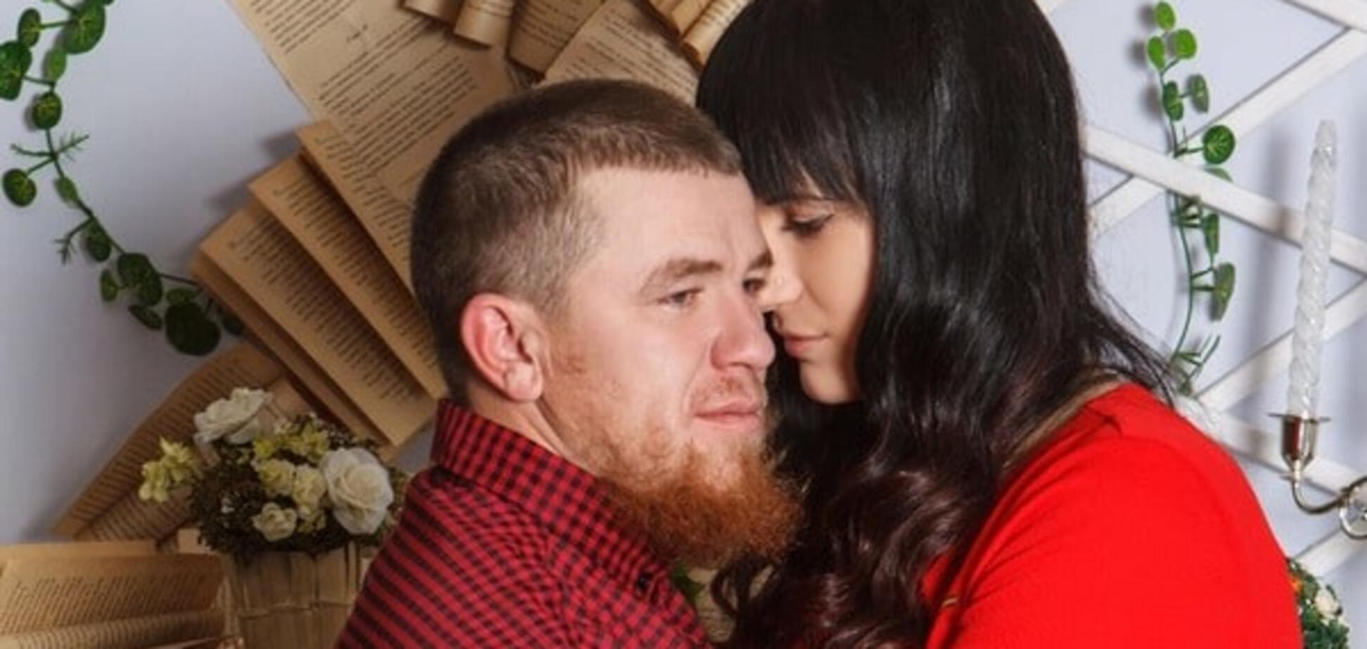 Джерело: Боевик Моторола с женой