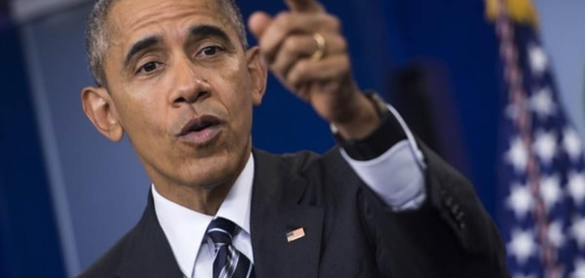 Телефонна дипломатія: Обама запропонував Путіну поводитися тихіше в Сирії