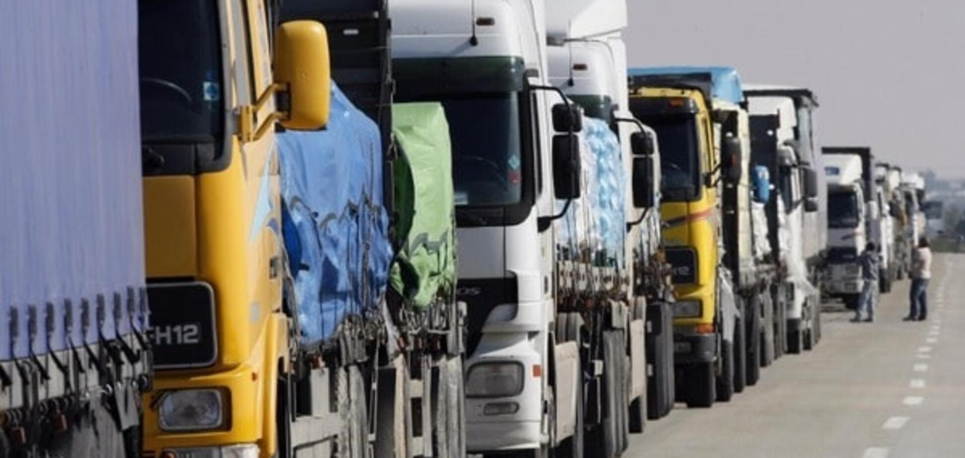 На кордоні Білорусі та Литви утворився вантажний 'армагедон'