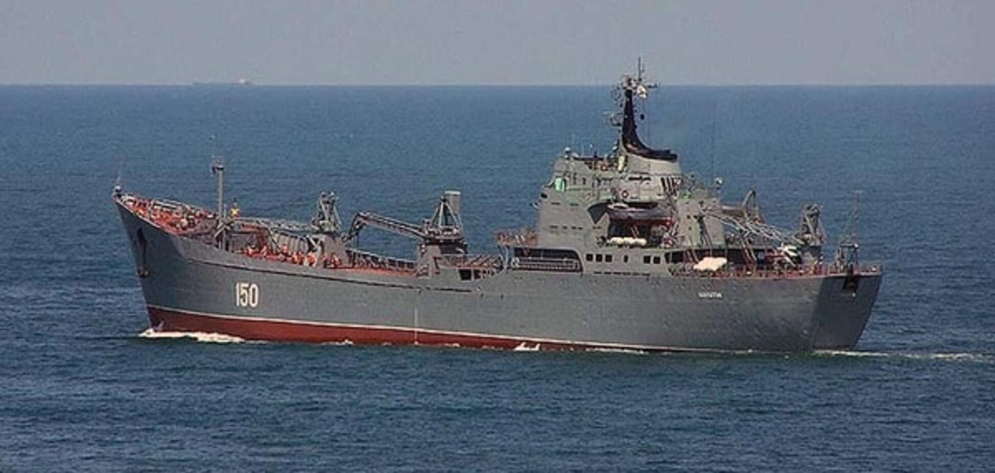 'Із Росії з ненавистю': Кремль відправив у Сирію смертельний вантаж