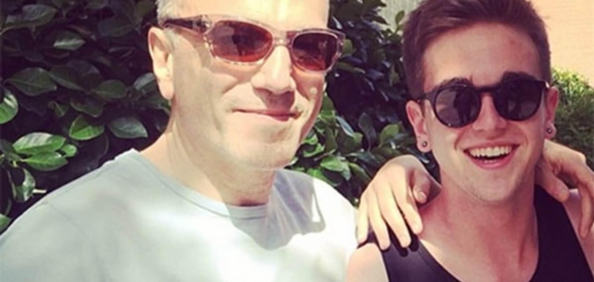 Сын обладателя трех 'Оскаров' стал моделью: опубликованы фото красавчика
