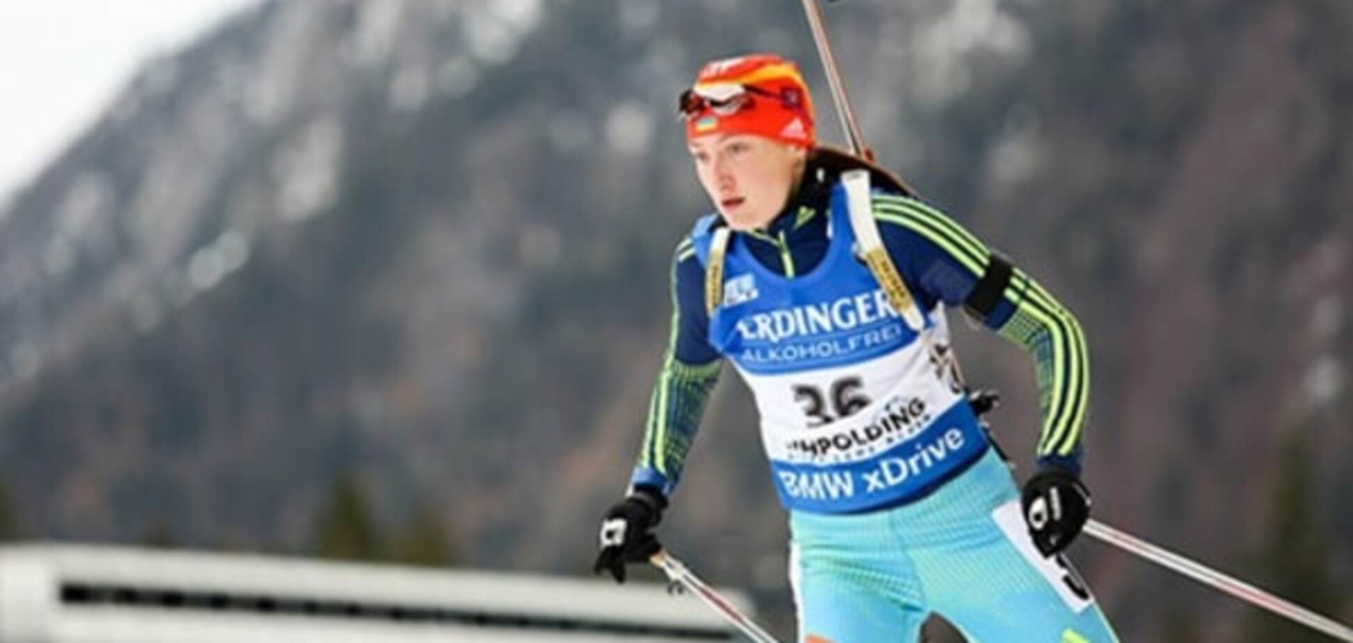Украинскую биатлонистку отстранили от чемпионата мира