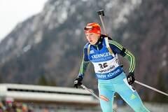 Українську біатлоністку відсторонили від чемпіонату світу