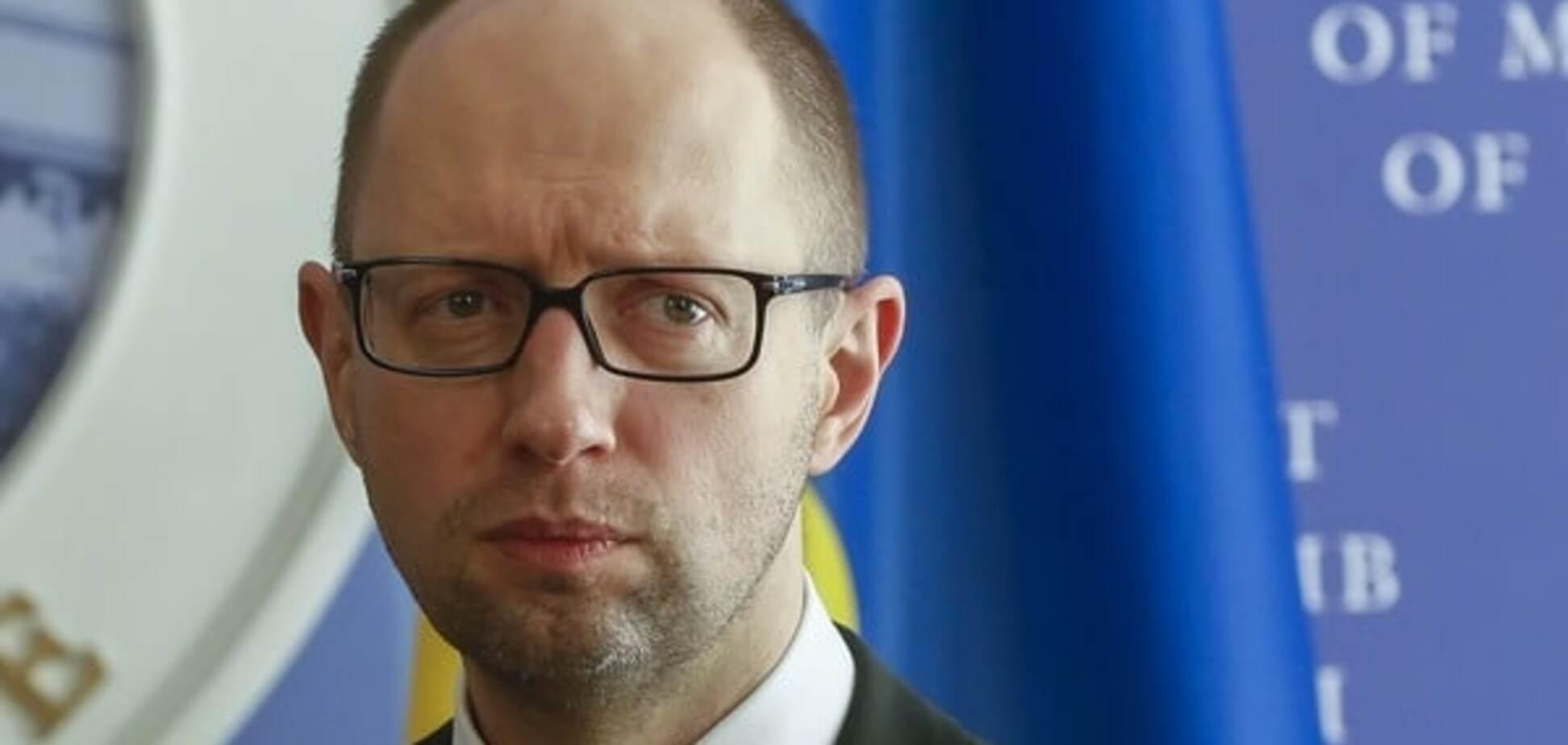 Названо депутата ''Народного фронту'', який підтримав відставку Яценюка