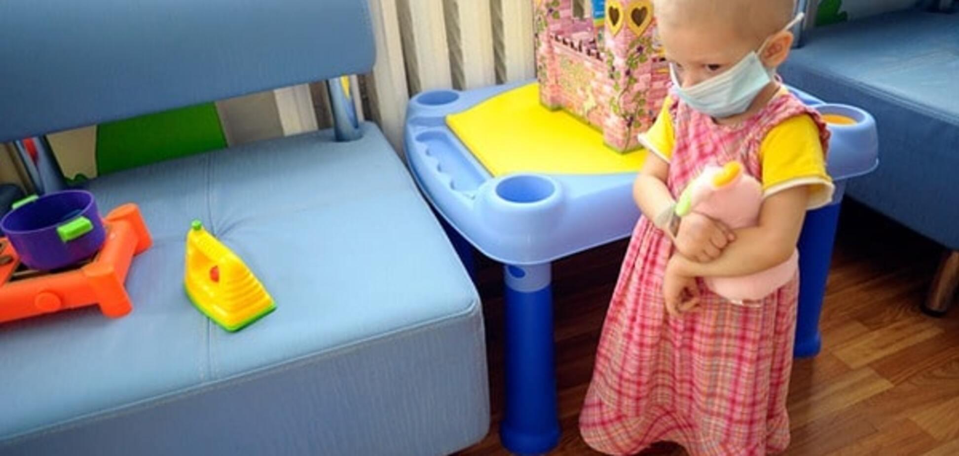 Скандал в 'Охматдит': чиновники заробляли на хворих дітях