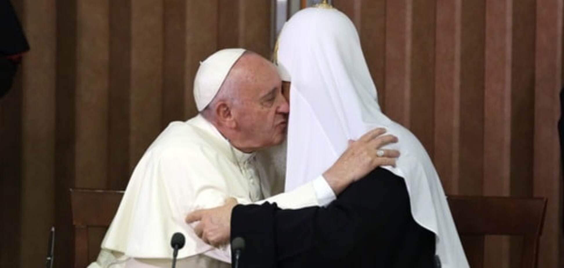 Спокій, тільки спокій: протоієрей Коваленко оцінив декларацію Франциска і Кирила