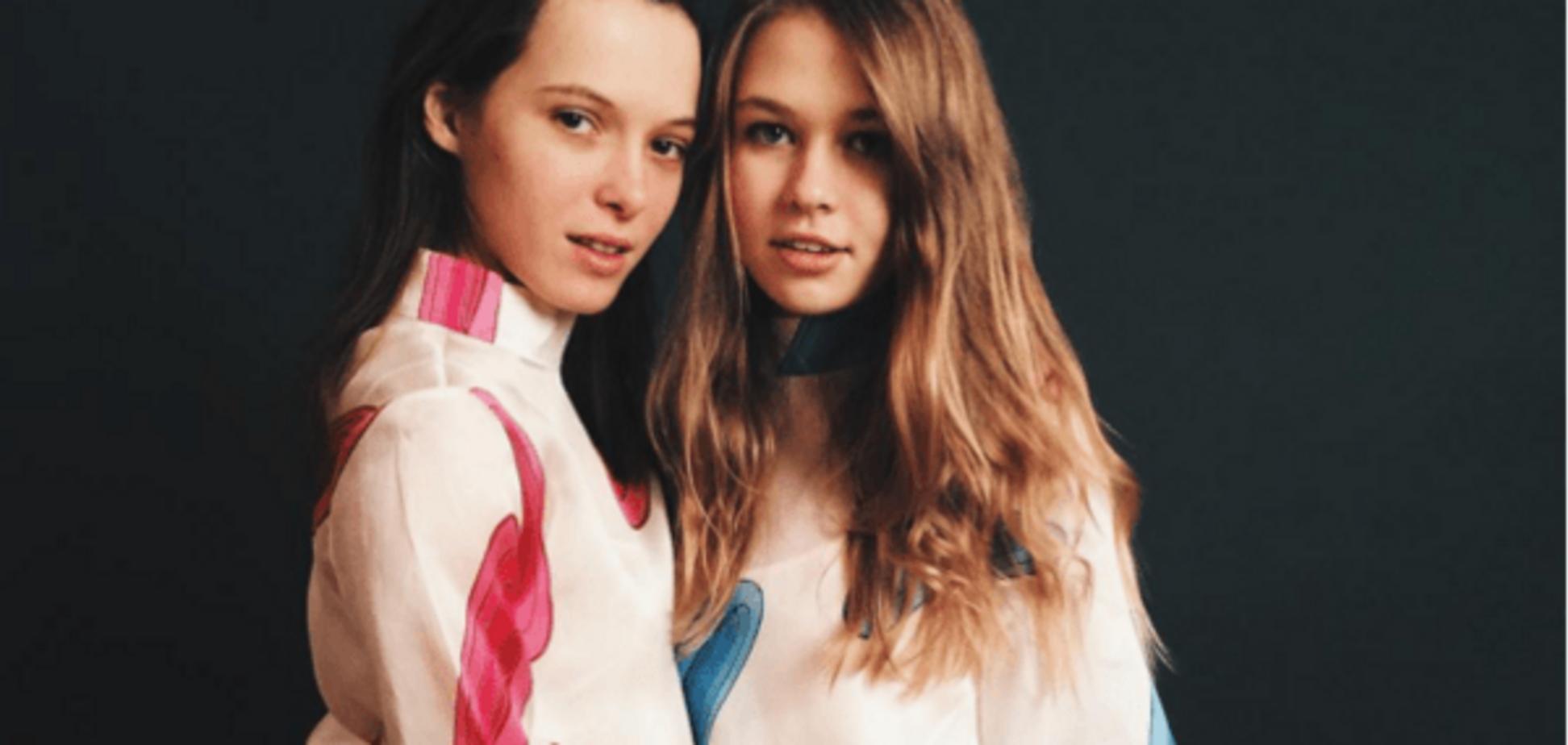 14-летняя дочь Брежневой представила украинский бренд в США