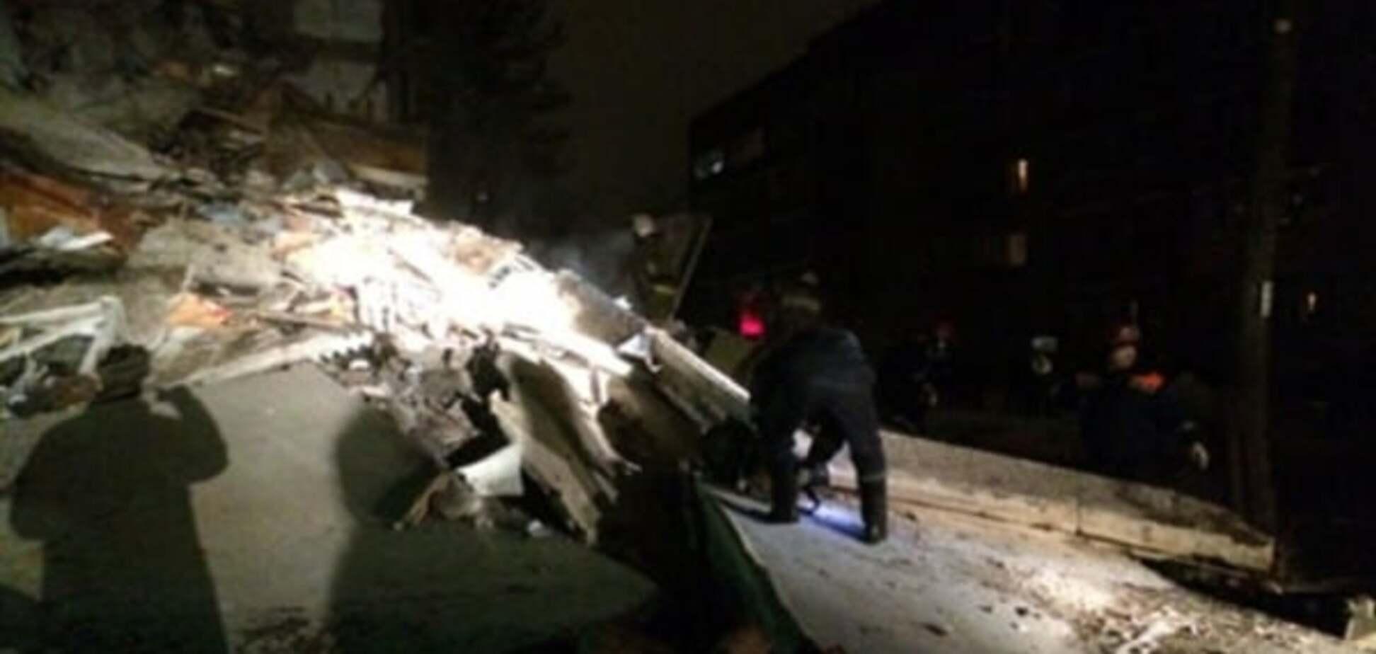 У Росії через вибух у багатоповерховому будинку загинули 7 осіб: опубліковані фото