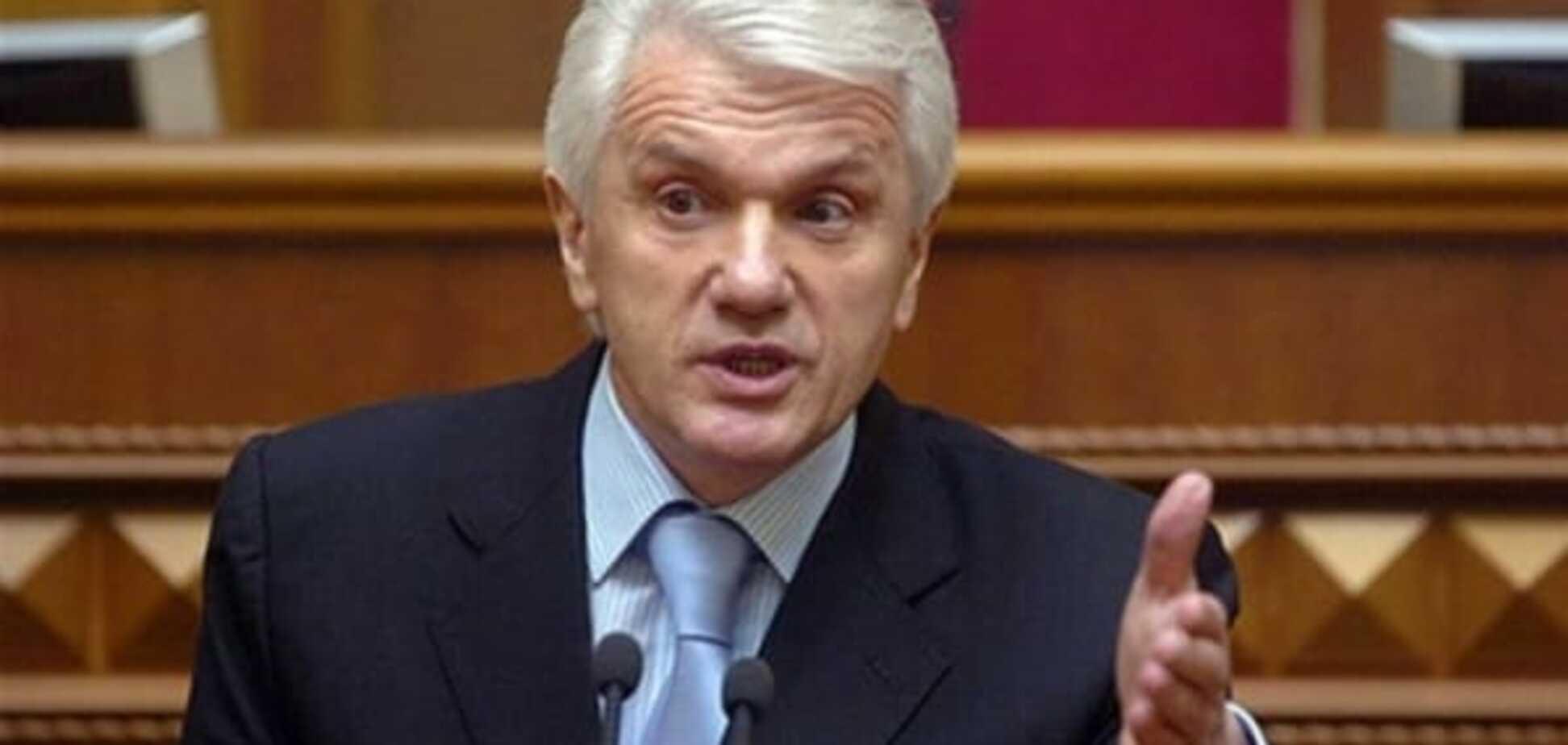 Литвин рассказал, как депутаты носятся с 'высунутыми членами': видеофакт