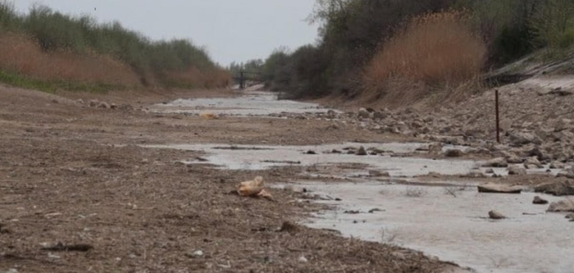 Экологи бьют тревогу: Крым может лишиться пресной воды