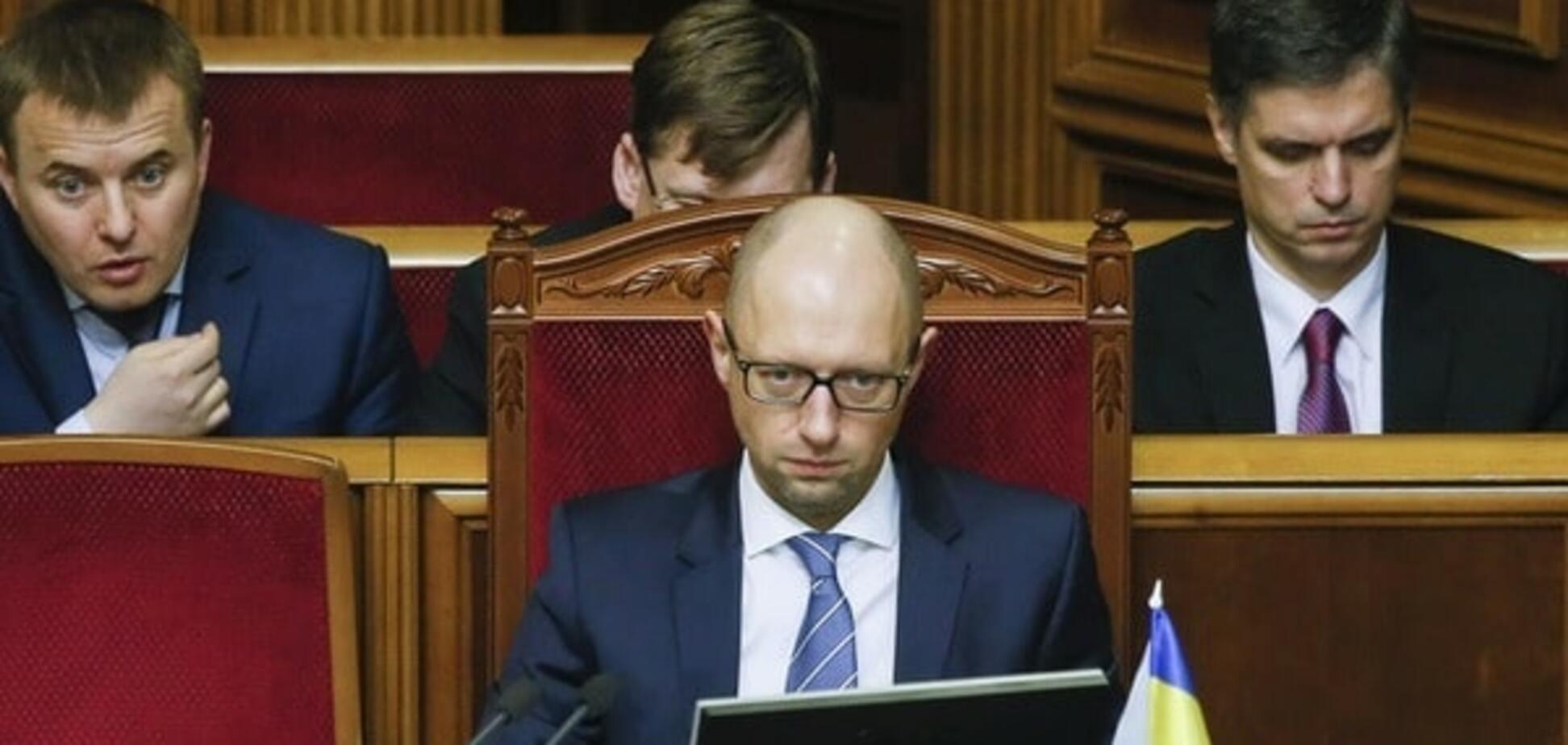 Схема Януковича: нардеп розповів, на що піде Яценюк заради прем'єрського крісла