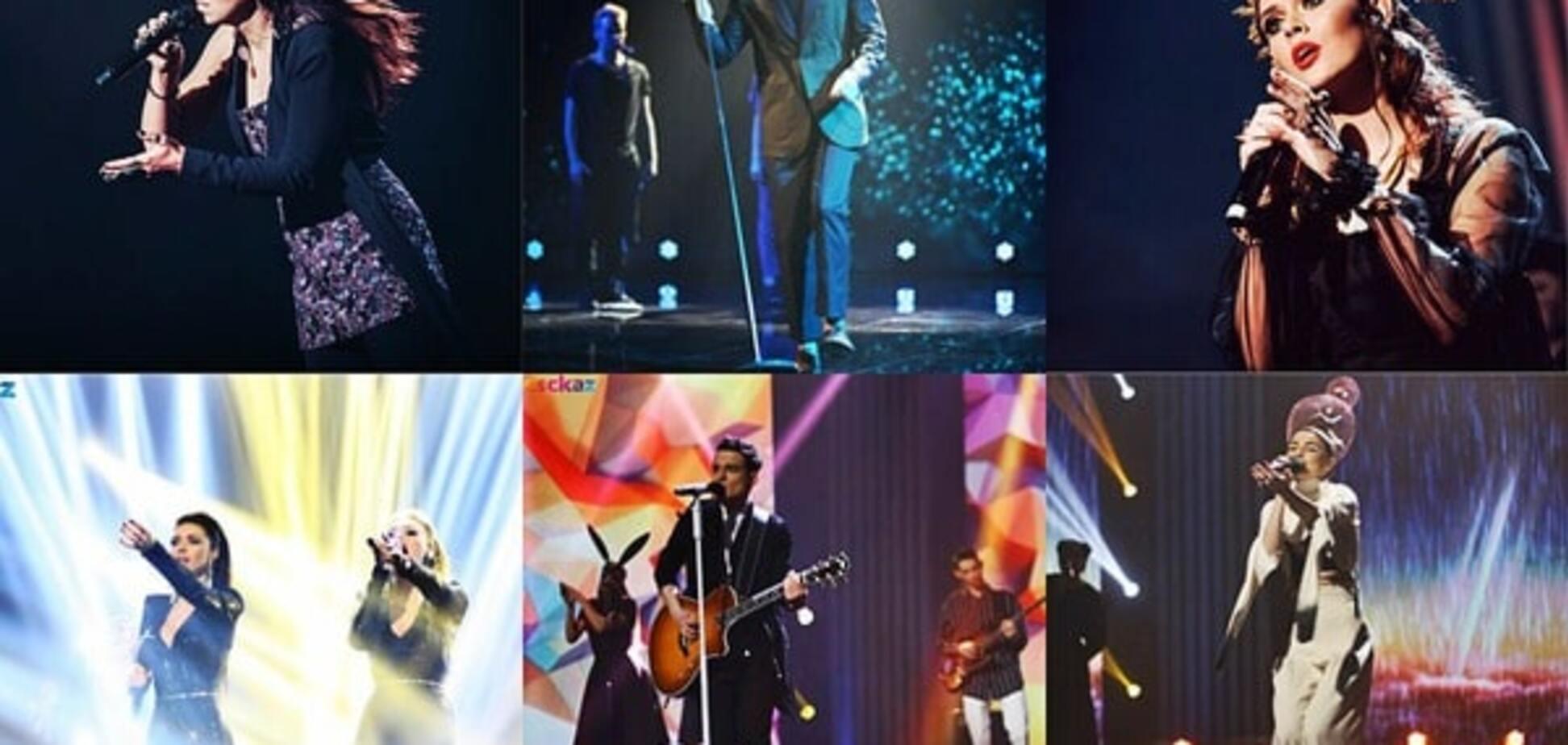 Евровидение 2016: чья песня поедет в Швецию