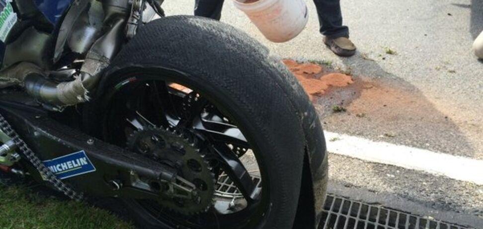 Известный фрацузский гонщик разбился на скорости 290 км/ч: видео крушения