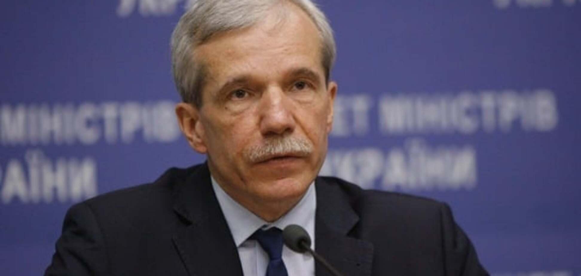Сергей Курыкин: обвинения Яценюка безосновательны