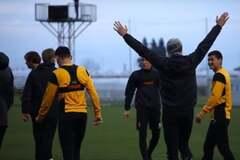 Тимощук повторил потрясающий трюк футболиста 'Барселоны': видео-момента