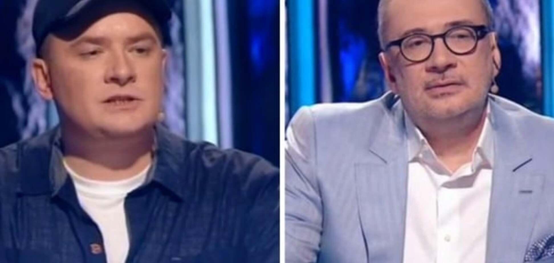 Скандал на Євробаченні 2016: Данилко посварився з Меладзе в прямому ефірі через SunSay