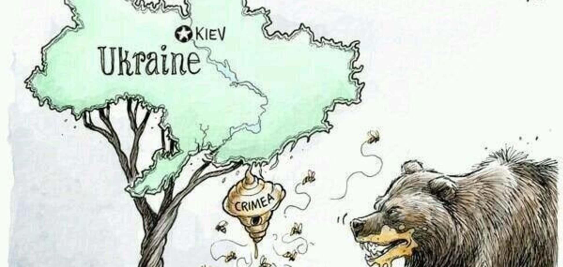 Крымская ловушка для Кремля