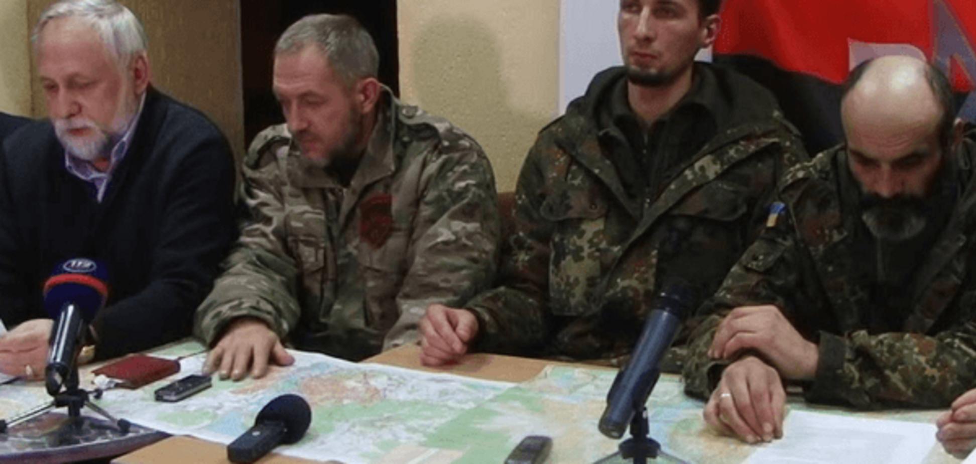 Захват отеля в Киеве: протестующие выдвинули свои требования
