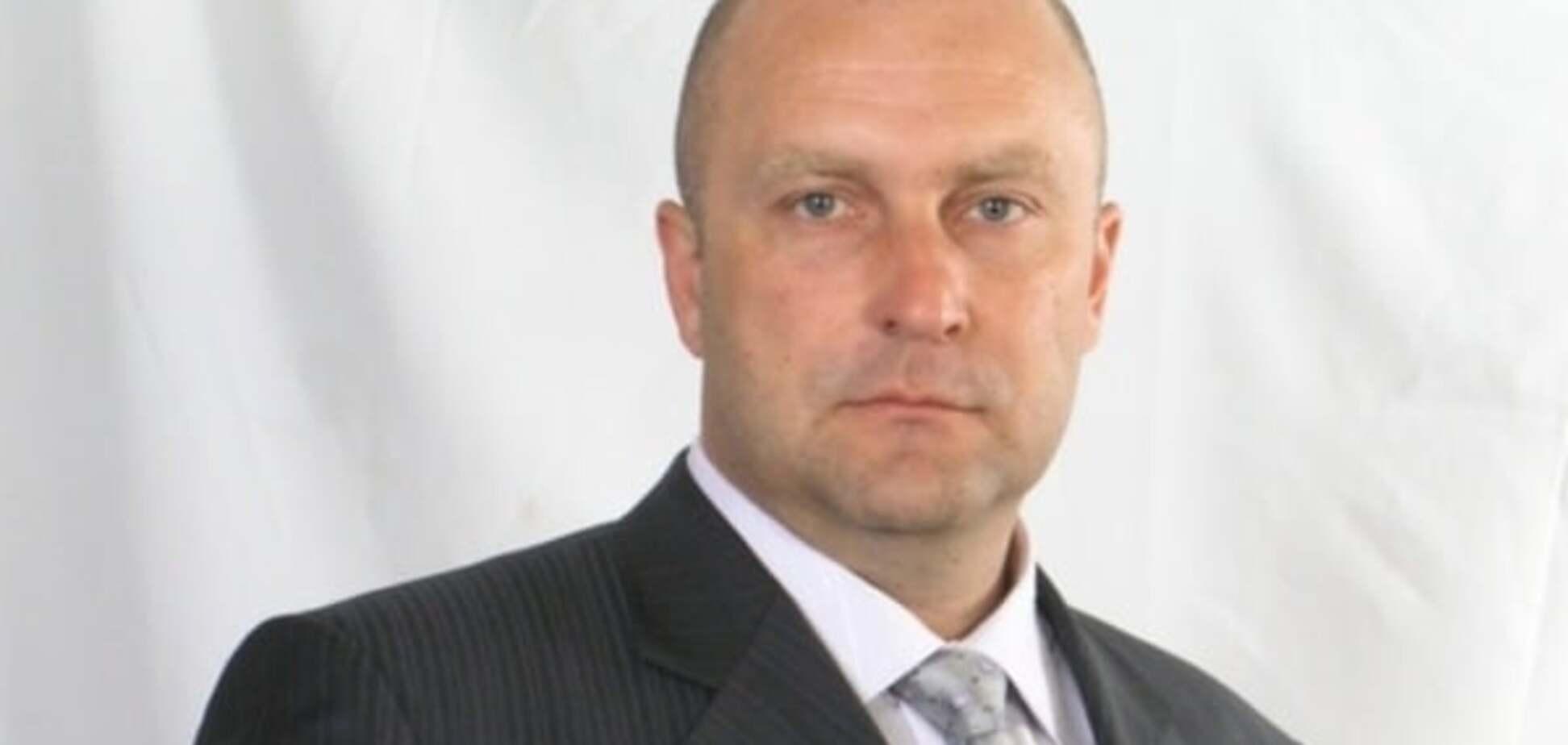 На Донбасі за загадкових обставин помер мер Старобільська