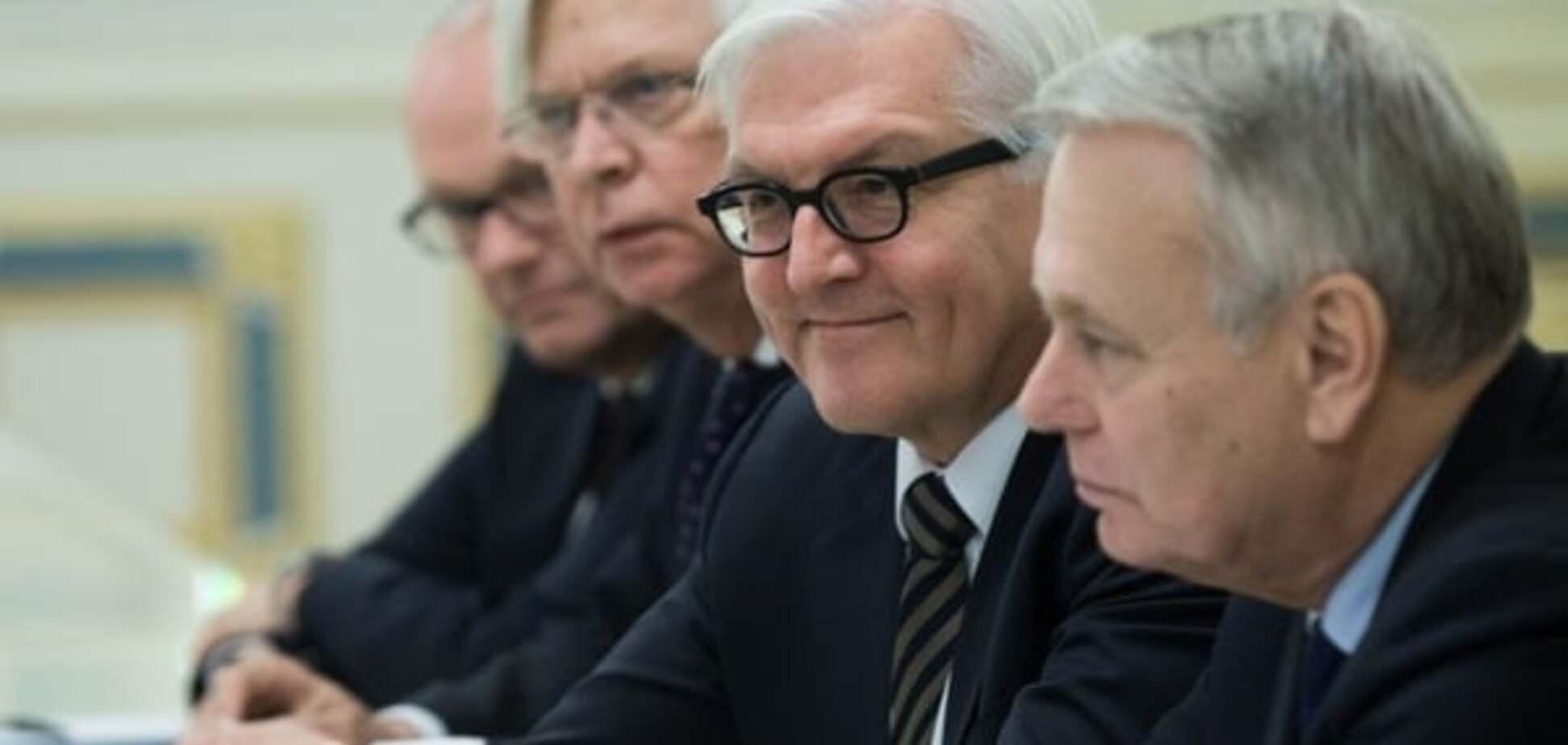 Портников: главы МИД Франции и Германии 'вынесли приговор' украинскому популизму
