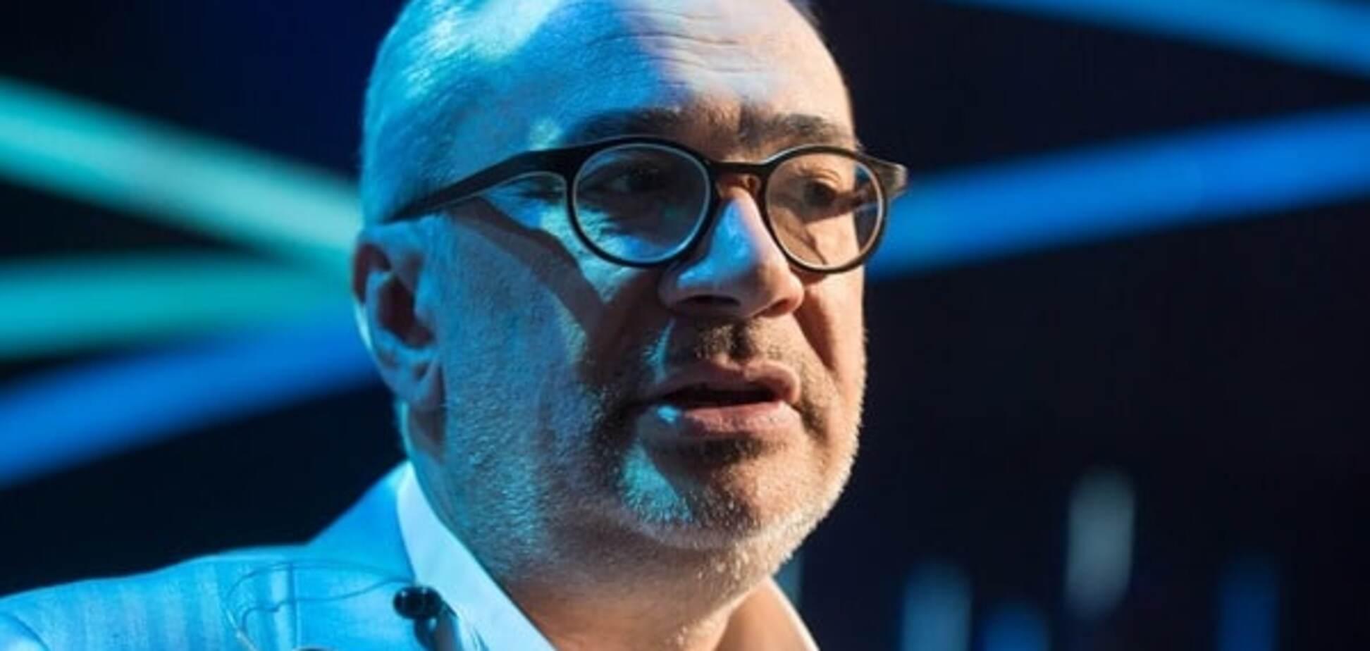 Бойкот Меладзе: почему продюсер славит 'Новороссию'