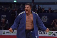 Украинский дзюдоист добыл 'золото' на Гран-при в Германии