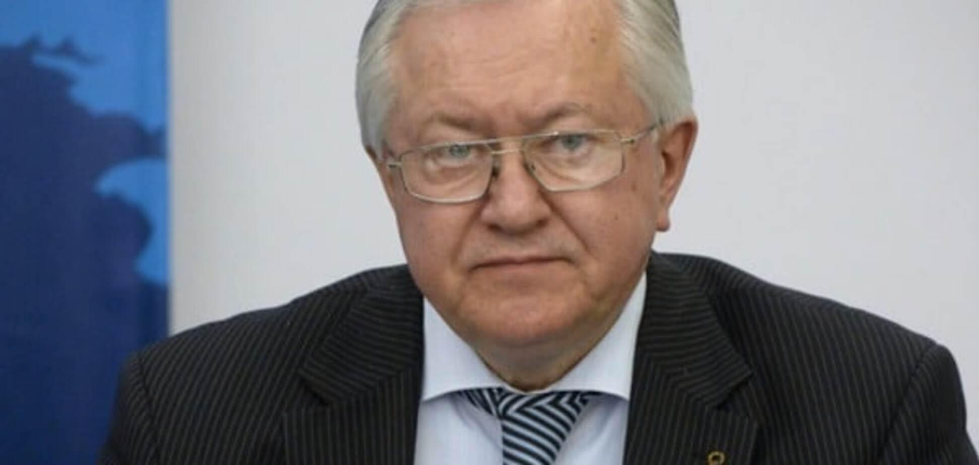 Жити власним розумом: Тарасюк назвав дві цілі візиту європейських міністрів у Київ