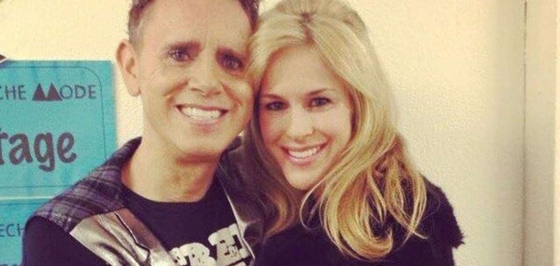 Рокер из Depeche Mode стал отцом в 54 года