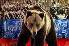 Росія - ведмідь у курнику
