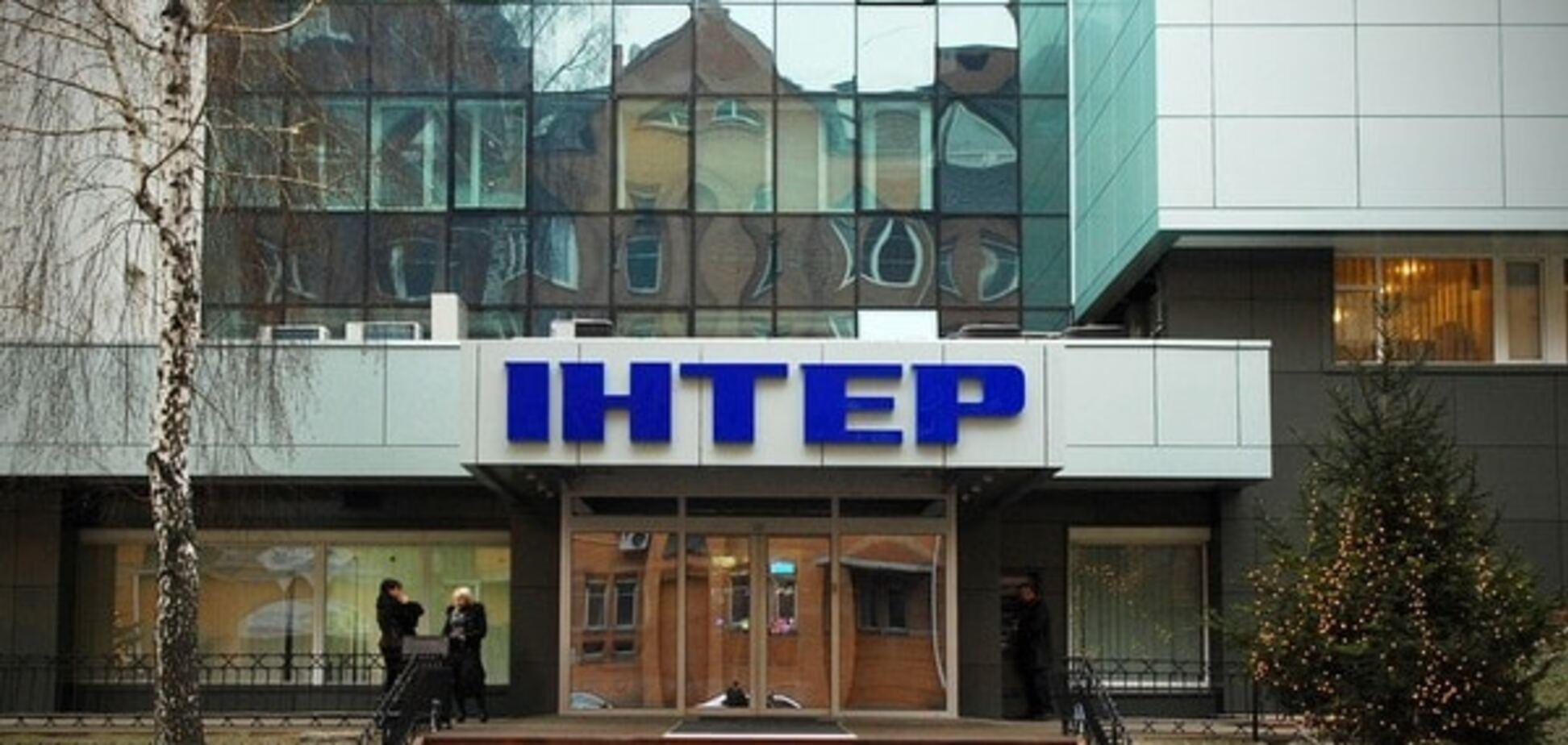 'Интер' открестился от российского редактора c 'х**ней'