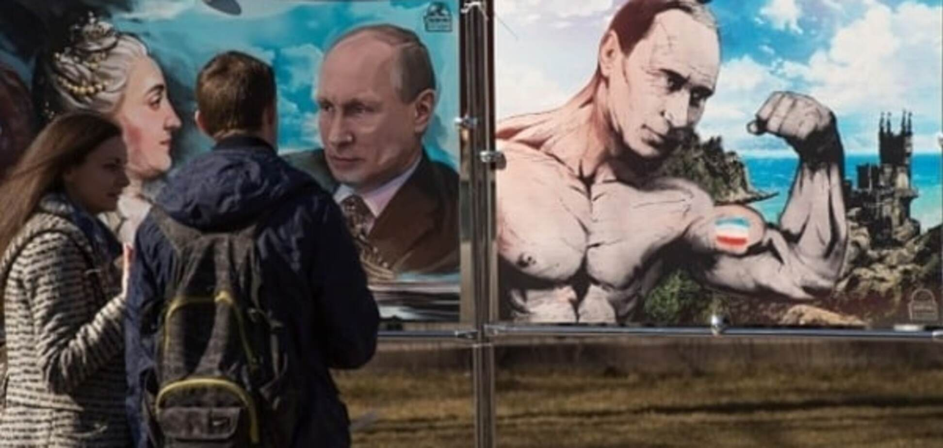 Почему Россия остановилась на Крыме?