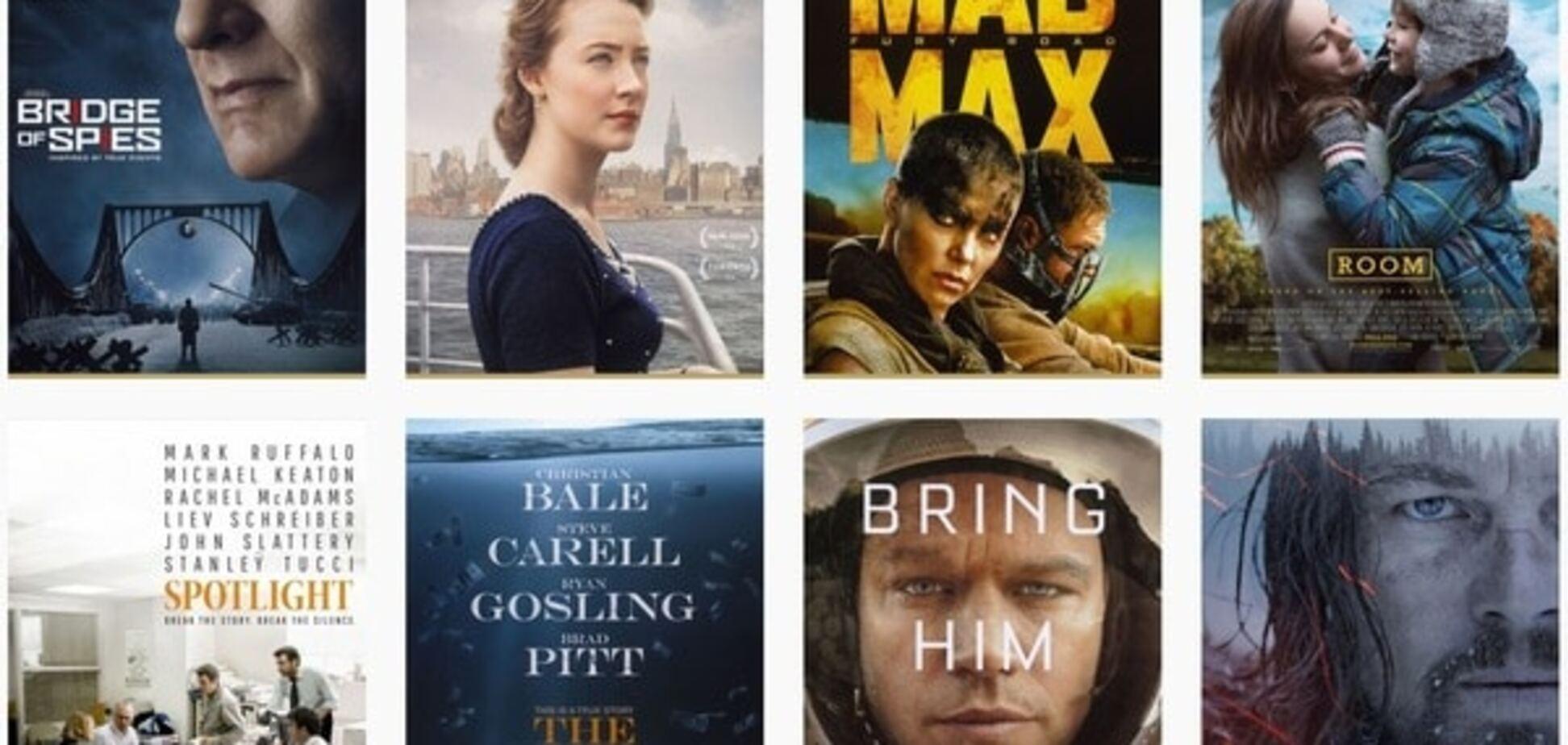 Оскар-2016: кто должен выиграть в номинации 'Лучший фильм'?