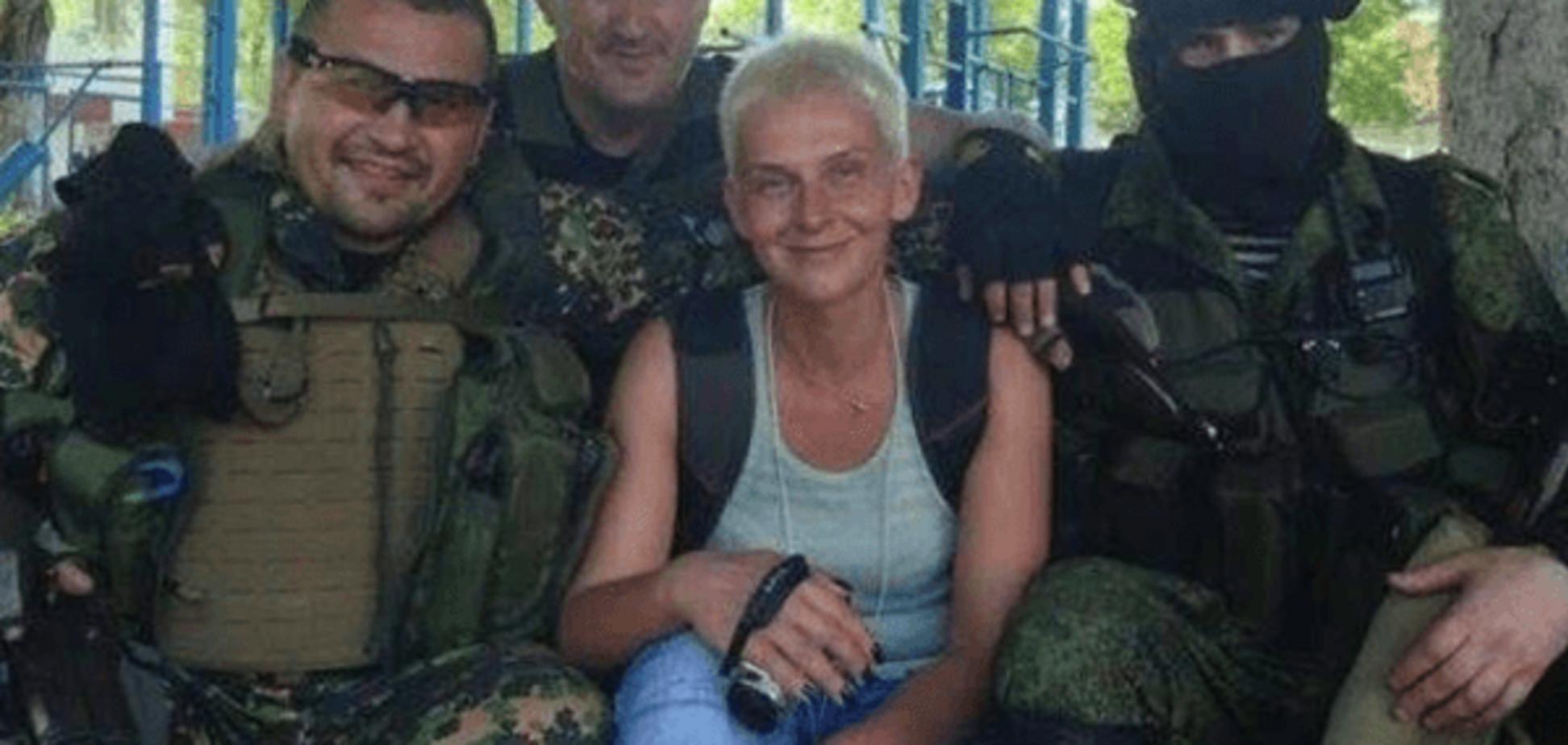 'Война есть война': шеф-редактор 'Интера' прокомментировала свои фото с боевиками