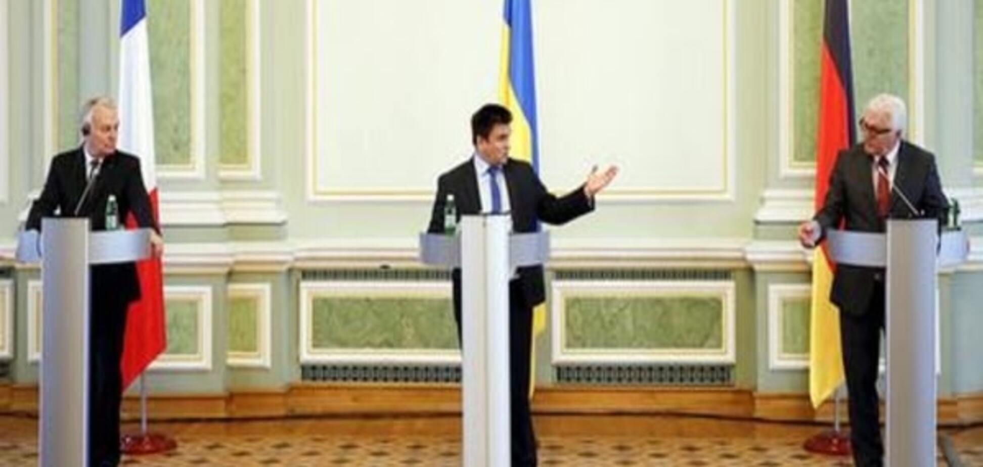 Главы МИД Германии и Франции сделали Украине 'ясное предостережение' - журналист