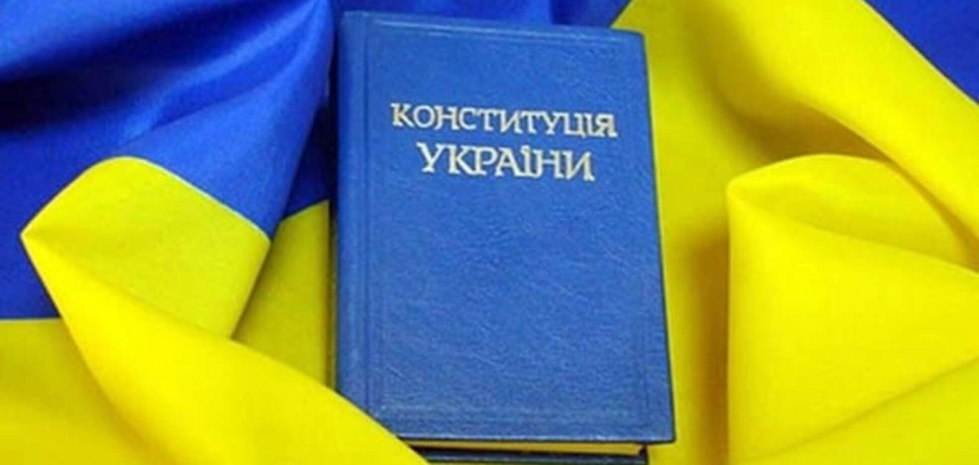 В Берлине и Париже 'стихли' требования к Киеву по Конституции