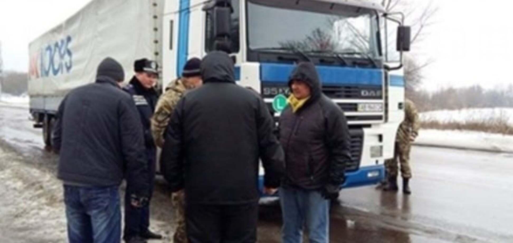 На поклон к Киеву: Минтранс России попросил о прекращении транзитной блокады