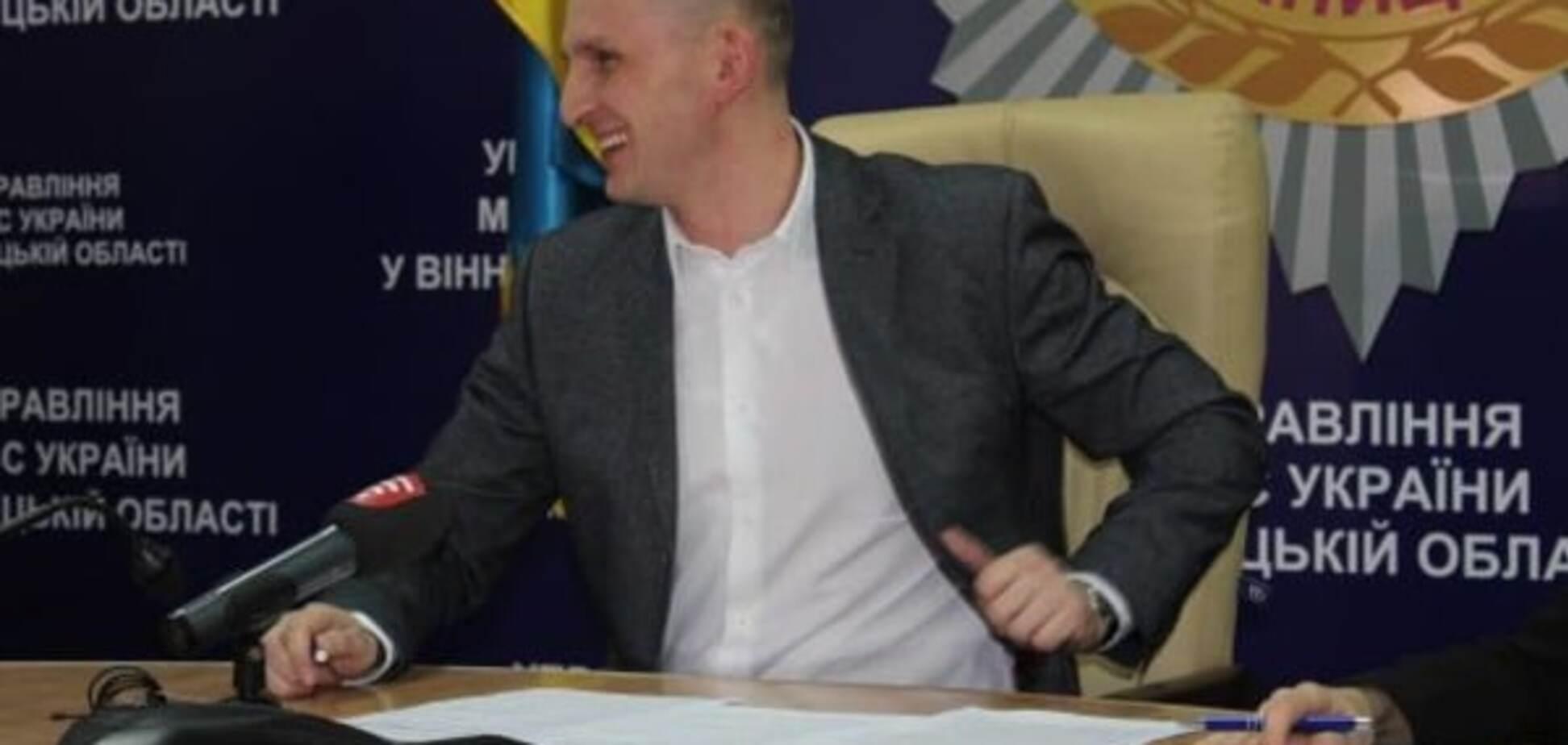 Все в порядке: в Нацполиции объяснили 'пророссийские' фото главного копа Винниччины