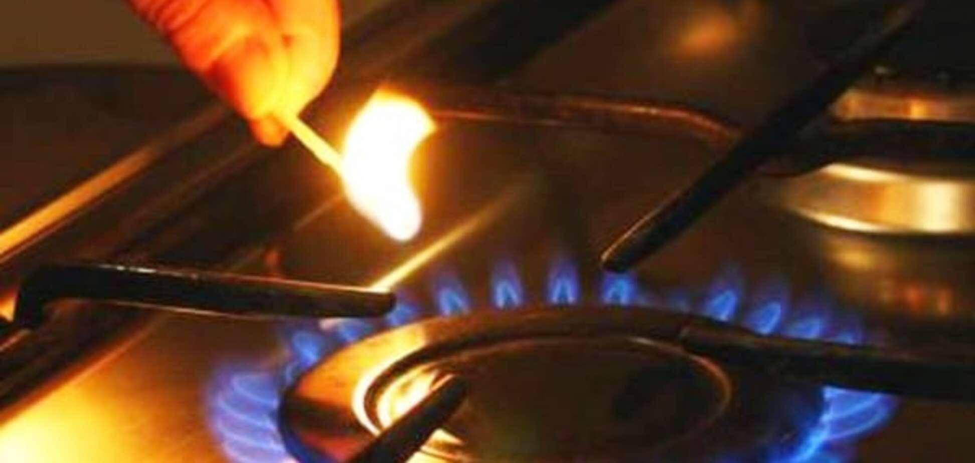 Кабмин увеличил норму потребления газа, но не всем