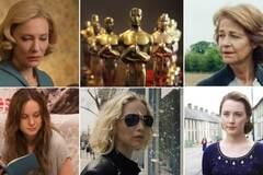 Оскар 2016: юна Дженніфер Лоуренс проти досвідченої Шарлоти Ремплінг