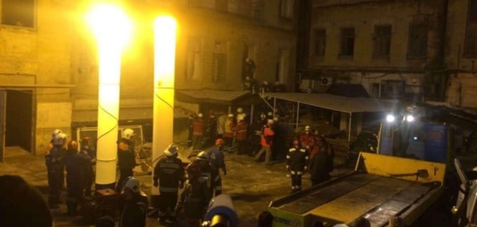 Обвалення будинку в Києві: винному світить сім років в'язниці