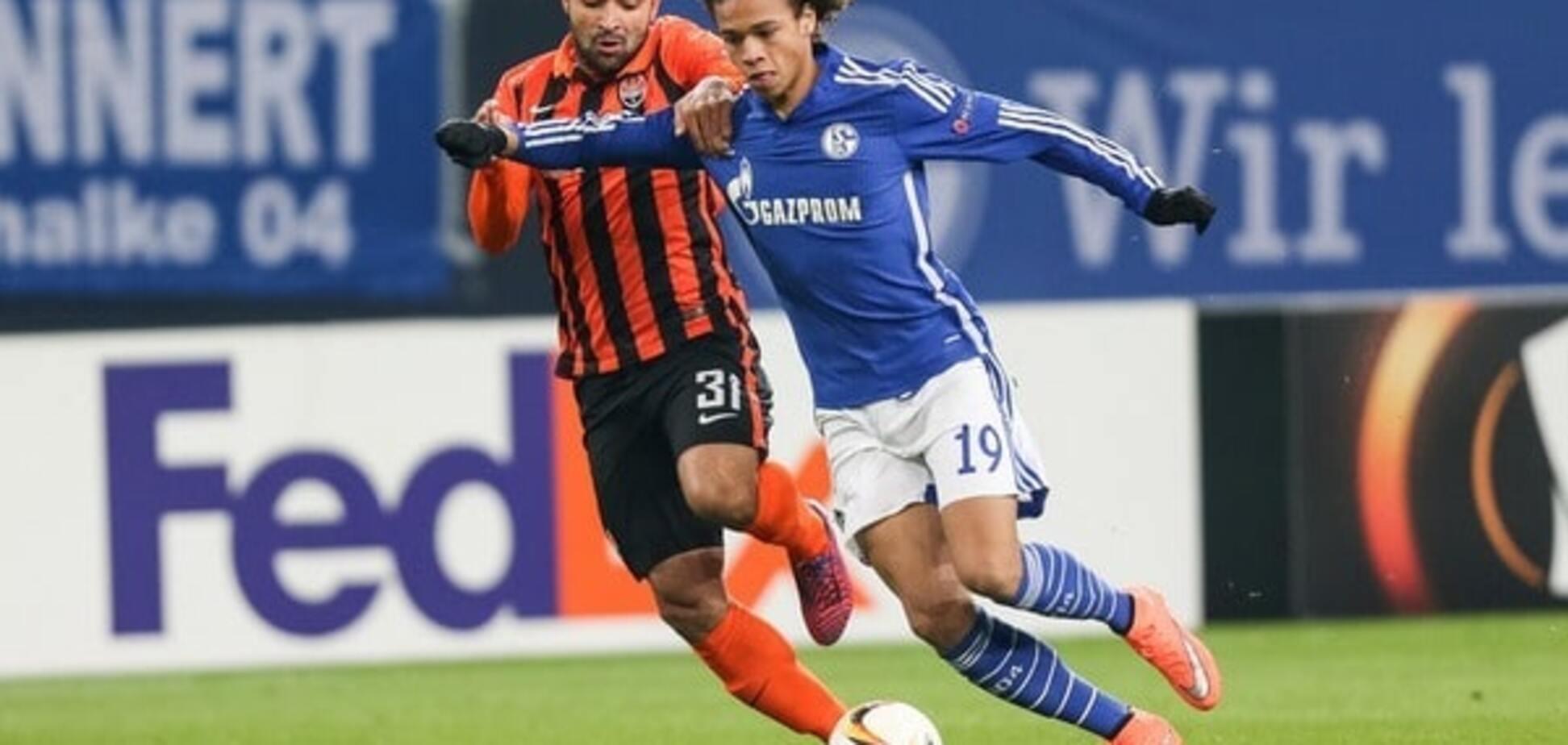 Футболист 'Шахтера' забил 'Шальке' фантастический гол пяткой в матче Лиге Европы: видео шедевра