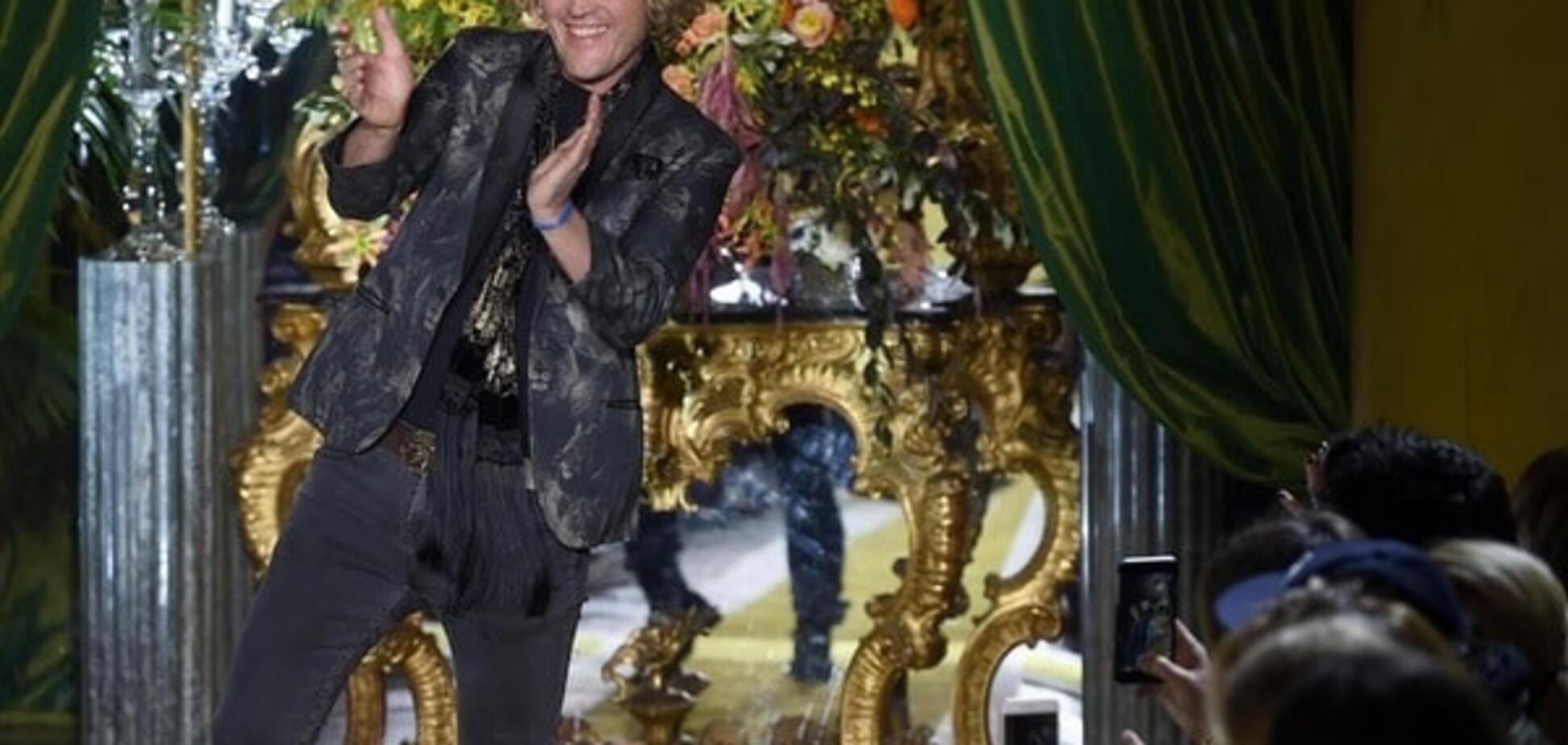 Неделя моды в Милане: стиль 70-х в показе Roberto Cavalli
