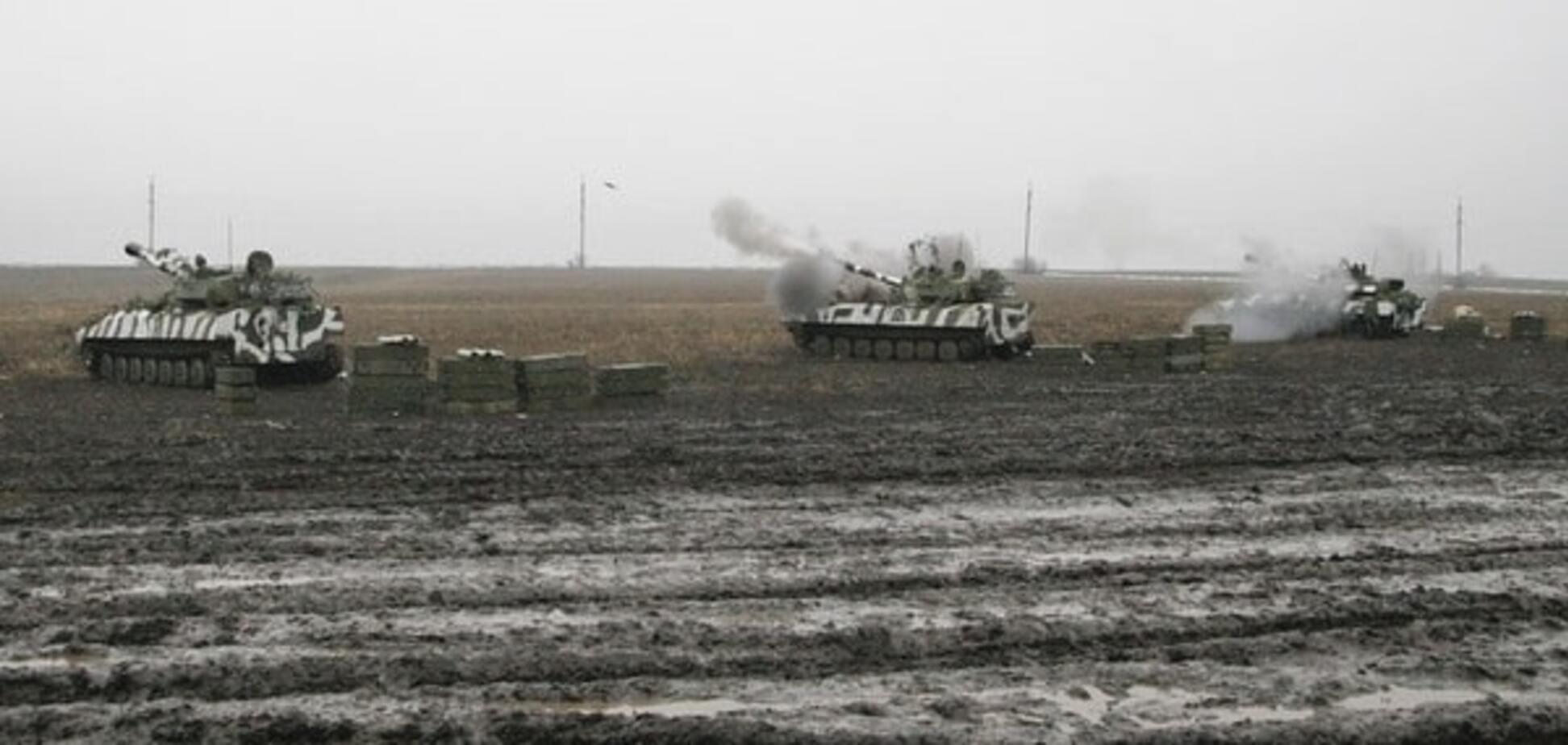 Штаб АТО рассказал о подготовке к наступлению террористов на Донбассе