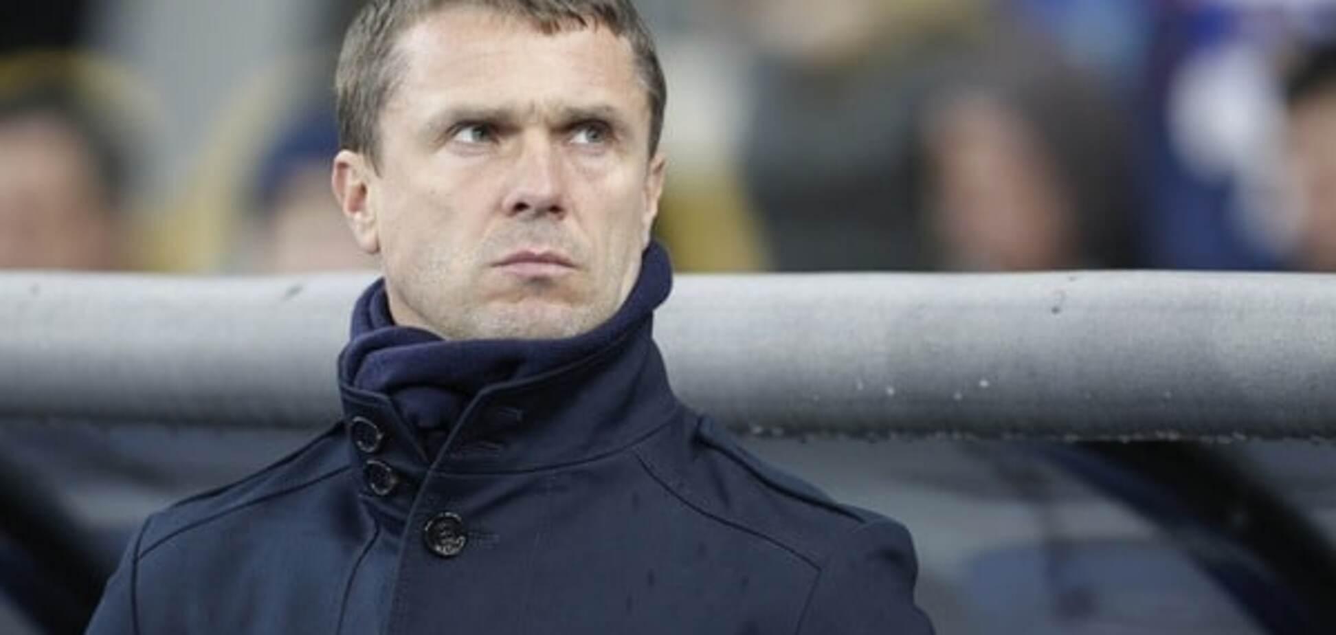 Ребров резко раскритиковал лидера 'Динамо' за матч с 'Манчестер Сити'