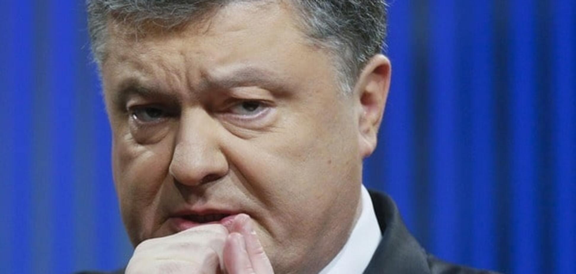 Порошенко попросили разобраться с 'Интером': депортировать руководителя и запретить трансляцию