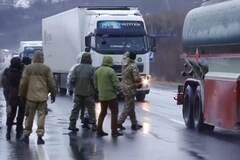 А що нам домовленості: 'Свобода' організовує власну блокаду російських фур