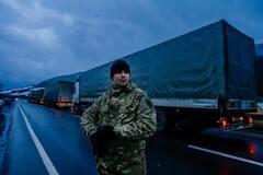 Мінінфраструктури переконало активістів не блокувати російський транзит
